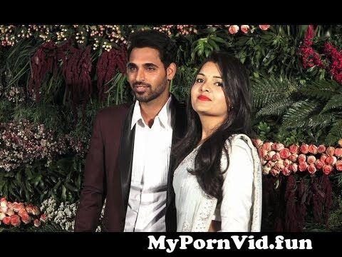 Jump To bhuvneshwar kumar with wife nupur nagar at virat anushka reception in mumbai preview hqdefault Video Parts