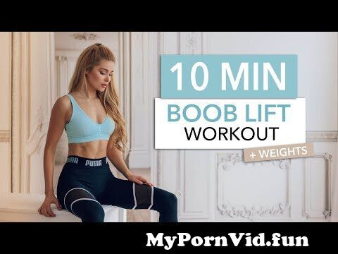 Jump To 10 min boob lift breast mode on chest workout for men amp women with weights i pamela reif preview hqdefault Video Parts