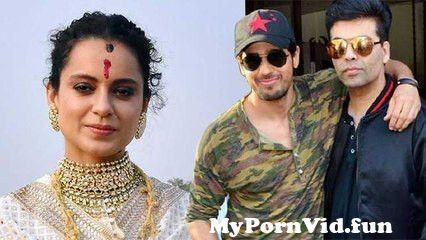 Here's What Kangana Ranaut Said About Karan Johar's Shershaah from hot reshma zabardasti scene in mallu movie full rape scene Video Screenshot Preview