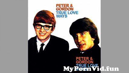 View Full Screen: peter amp gordon true love ways vintage music songs.jpg
