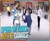 'DAMAGE' speed up dance (jib ver.)('DAMAGE'스피드업 댄스(지미집 버전))
