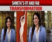 Several celebs including Shweta Tiwari, singer-actress Shirley Setia and Arjun Kapoor were spotted in Mumbai.<br/><br/>#shwetatiwari #airportlook #shirleysetia