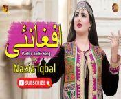 Afghanai - Nazia Iqbal - Pashto Audio Song - Tang Takoor