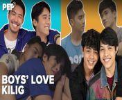 Narito ang ilang love teams na kinakiligan at kinahumalingan ng Boys' Love (BL) fans sa Pilipinas. <br/><br/>#BLSeries #BoysLove #HelloStranger #Gameboys #BenxJim #GayaSaPelikula<br/><br/><br/>Writer / Producer: Bernie Franco<br/>Producer / Editor: FM Ganal<br/>Music: \