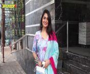 Gorgeous Dipika Kakar Ibrahim At The Launch Of Sweet Shop Meetha At Radisson | SpotboyE