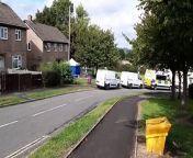 Police investigating a serious incident at Chandos Crescent, Killamarsh, near Sheffield