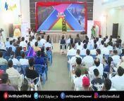 Da Meny Yar may Rana Akhli Rukhsatona- By Nazneen Anwar at Dubai Eid Show-AVT Khyber