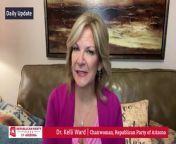 Arizona Forensic Audit Update with AZGOP Chairwoman Dr. Kelli Ward
